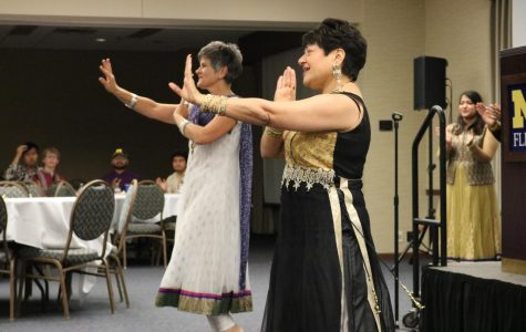 Indian Student Association Hosts Diwali Night