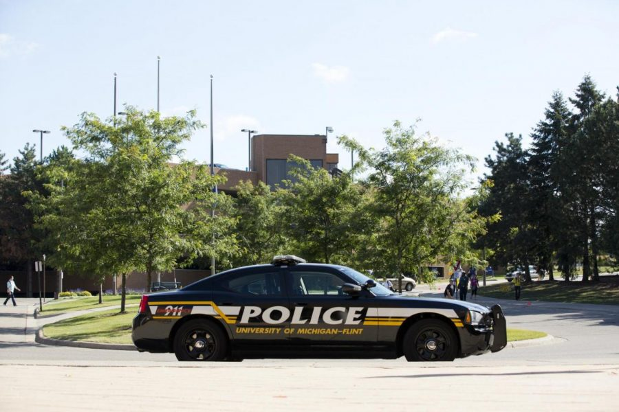 Recent Crime Near Campus Makes Students Worried, Nervous