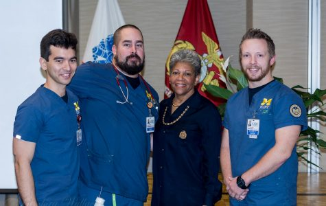 From Serving to Nursing in 16 Months: A Look At UM-Flint's Vet's Nursing Program