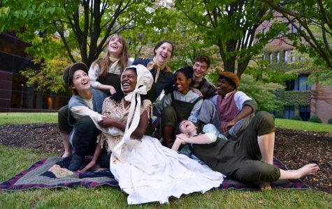 'As You Like It' Comes to Campus