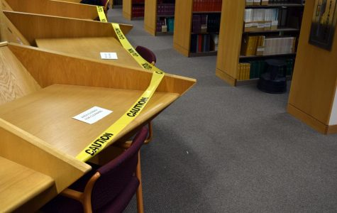 Bedbugs, Mice Reported in the Thompson Library