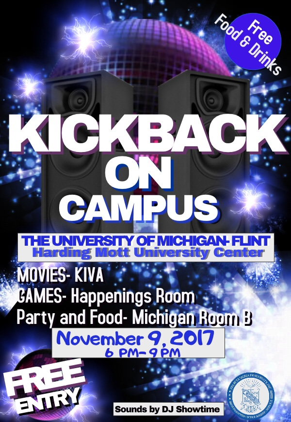 Phi Beta Sigma Fraternity to Hold Kickback on Campus