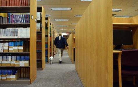 Library Brings in Company, Dogs to Sniff Out Bedbugs