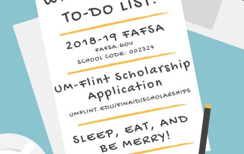 Deadline for UM-Flint Scholarship Application Process Nears