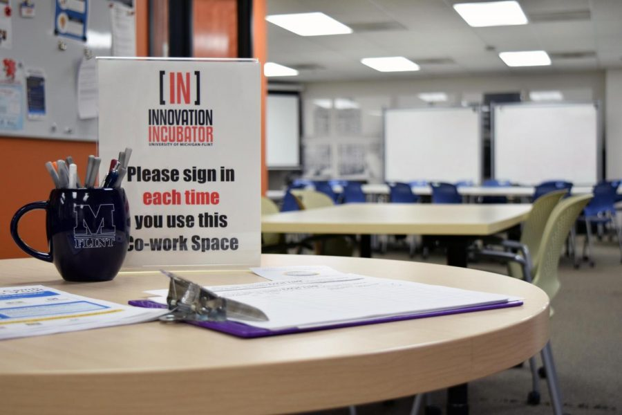 Innovation Incubator: UM-Flint's Pinnacle of Creativity