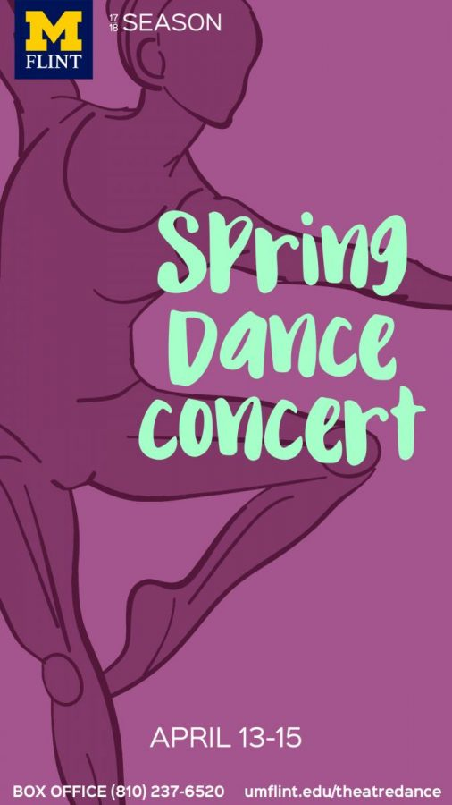 The Show Must Go On: Spring Dance Concert