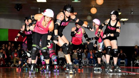 Flint Roller Derby Ready to Jam at Season's Last Match
