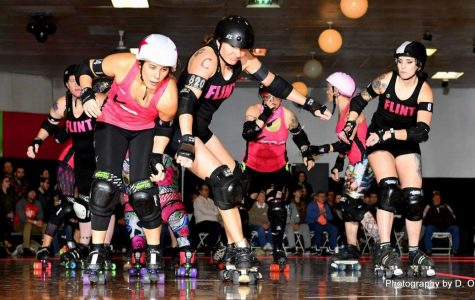 Flint Roller Derby Ends Season with a Win