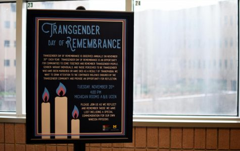 Transgender Day of Remembrance: Honoring and Memorializing Members of the Trans Community