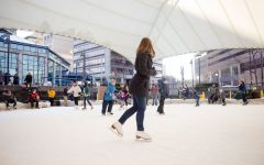 Looking for Holiday Cheer on Skates? Visit UM-Flint's Ice Rink Opening Celebration