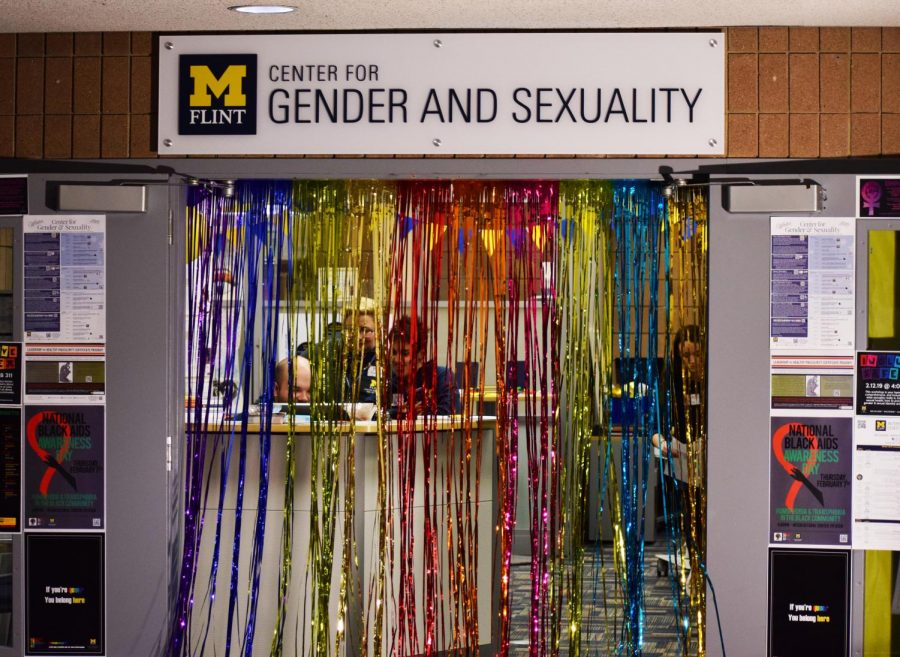The Center for Gender and Sexuality Officially Opens