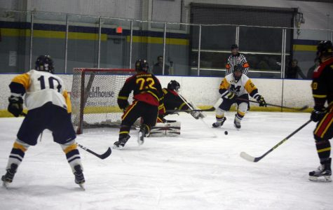 UM-Flint Hockey Wraps Up Regular Season