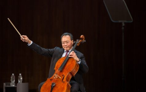 Yo-Yo Ma to Host Day of Action in Downtown Flint