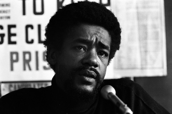 Black Power Taking Shape in the Form of Activist Bobby Seale