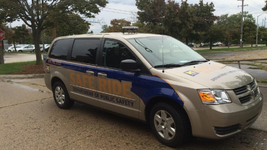 Shuttle Service Transports Students to Genesee Valley Mall, Meijer
