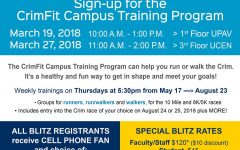 CrimFit Campus Training Program Available at the Rec Center