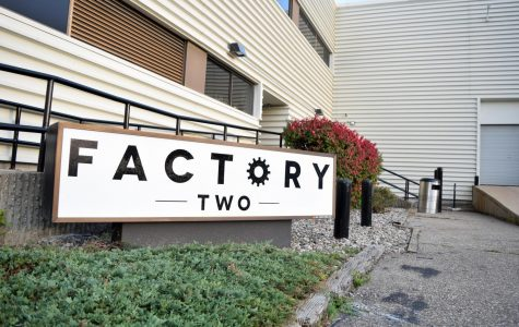 Factory Two: Flint's Creative Hub
