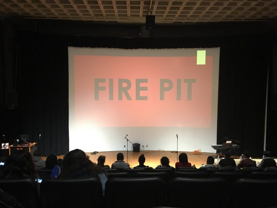 UM-Flint's Fifth Annual Fire Pit Brings the Heat – The