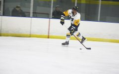 UM-Flint Hockey Left with a Loss Against Davenport University