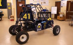 UM-Flint's Baja Team: From Blueprints to the Finish Line