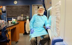 Biology Professor Searches for a Better Way to Treat a Rare Brain Cancer