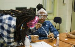 UM-Flint's Chemistry Club sets out to Educate the Youth and Push their own Boundaries