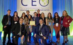 Entrepreneur Society Takes Home Global Chapter of the Year at CEO Conference