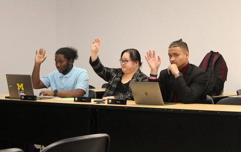 Recap of Student Government's General Assembly for Wednesday, Feb. 19