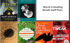 The M-Times Staff Share their Must-Reads for March is Reading Month
