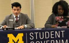 Recap of Student Government's General Assembly for Wednesday, March 11