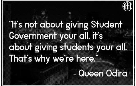 The Student Government Special: Part 1 – Queen Odira