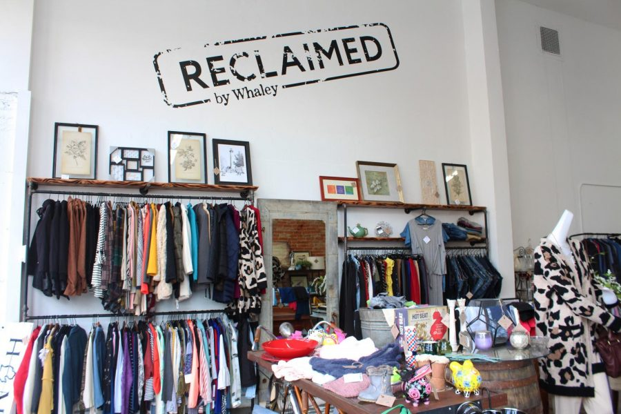 Reclaimed by Whaley is bringing resale to downtown.
