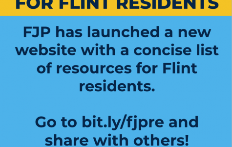 Univeristy of Michigan Students have put together a website outlining all services available to Flint residents.